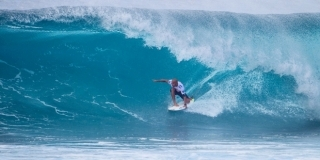 Fred Patacchia - Billabong Pro Pipeline 2013 - Hawaii