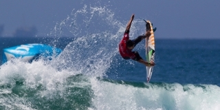 Gabriel Medina - Nike US Open Of Surfing 2012