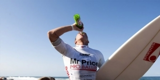 Glenn Hall - Mr Price Pro Ballito 2012 - Afrique du Sud