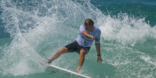 Granger Larsen - Surfest Newcastle Australia 2014, Merewether