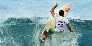 Hugo Savali - Billabong ISA World Surfing Games 2011