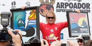 Ian Buchanan - Supersurf ASP World Masters Championships 2011