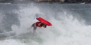 Jared Houston - Puerto Escondido, Playa Zicatela, Mexique