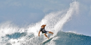 Jocelyn Poulou - Air Tahiti Nui Billabong Trials 2013