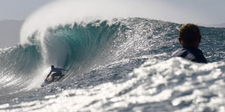 Joel Parkinson - Billabong Pipeline Masters 2015