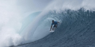 Joel Parkinson - Fidji Pro 2015 - Cloudbreak