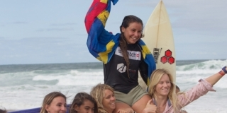 Johanne Defay - Swatch Girls Pro France 2013 - Le Penon, Seignosse