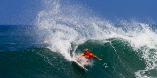 John John Florence - Reef Hawaiian Pro 2012 - Haleiwa, North Shore, Hawaii