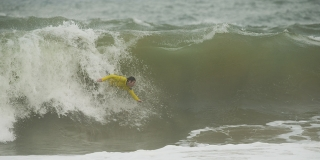 Jonathan Despergers champion de France Bodysurf Open 2015