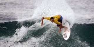 Jordy Smith - Billabong Pro Rio 2011
