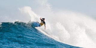 Jordy Smith - Drug Aware Margaret River Pro 2014 - Australie
