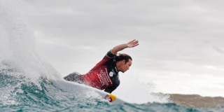 Jordy Smith - Drug Aware Margaret River Pro 2014 - Margaret River