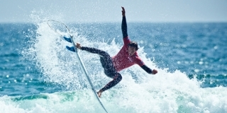 Jordy Smith - Nike US Open of Surfing 2012