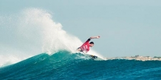 Jordy Smith - Quiksilver Pro France 2011