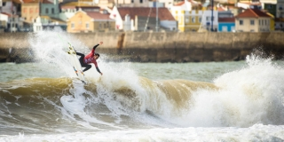 Jordy Smith - Rip Curl Pro Portugal, Supertubos, Peniche