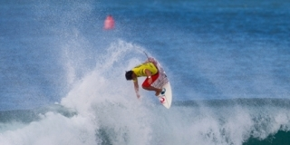 Kekoa Bacalson - Reef Hawaiian Pro 2012 - Haleiwa, North Shore, Hawaii
