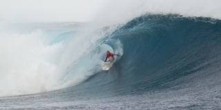 Kelly Slater - Cloudbreak - Volcom Pro Fidji 2012