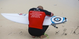 Kelly Slater - Drug Aware Margaret River Pro 2014 - Margaret River