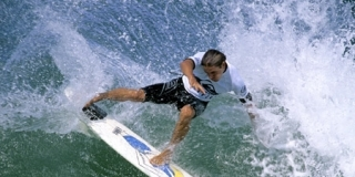 Kelly Slater, France, 1994 - © Joli