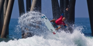 Kelly Slater - Nike US Open Of Surfing 2012