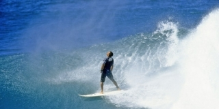 Kelly Slater, Pipe Master 1998 - © Jeff Divine