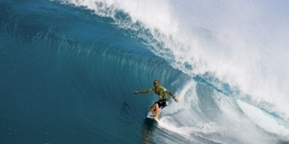 Kelly Slater, Pipe Master 2005 - © Scott Aichner