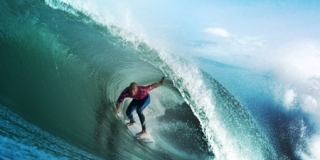 Kelly Slater, Pro France, 2010 - © Greg Rabejac