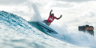 Kelly Slater - Quik Pro Gold Coast 2015 - Snappers Rocks