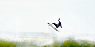 Kelly Slater - Quiksilver Pro New york 2011
