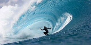 Kelly Slater - Volcom Pipe Pro 2014 - Pipeline, Hawaii