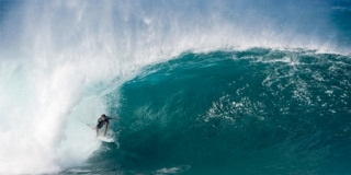 Kieren Pierow - Billabong Pipe Masters 2011