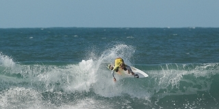 Kierren Perrow - Rip Curl Pro Search San Francisco 2011