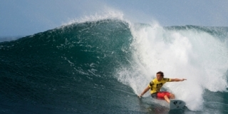 Koa Smith - Reef Hawaiian Pro 2012 - Haleiwa, North Shore, Hawaii