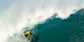 Koa Smith - Volcom Pipe Pro 2012