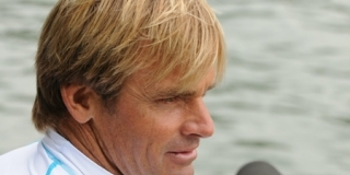 Laird Hamilton - Session sur la Seine - Paris 2012
