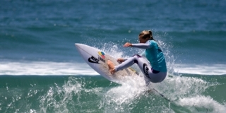 Lakey Paterson - Nike US Open Of Surfing 2012