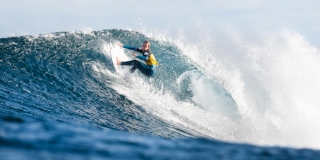 Laura Macualay - Drug Aware Margaret River Pro 2014 - Margaret River