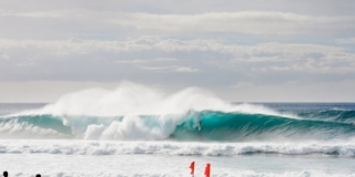 Line Up - Billabong Pipe Master 2012