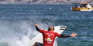 Luke Egan - Supersurf ASP World Masters Championships 2011