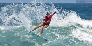 Malia Manuel - Surfest Newcastle Australia 2014, Merewether