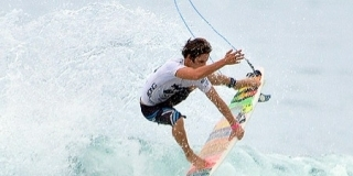 Martin Jeri - Billabong ISA World Surfing Games 2011