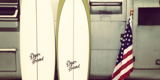 Mason Dyer - Shaper made in USA