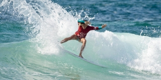 Maud Le Car - Surfest Newcastle Australia 2014, Merewether