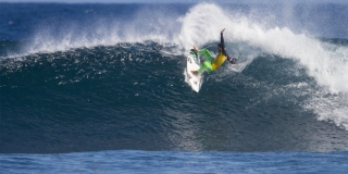 Michel Bourez - Drug Aware Margaret River Pro 2014 - Australie