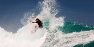Michel Bourez, Red Bull Mentawai Surf Trip