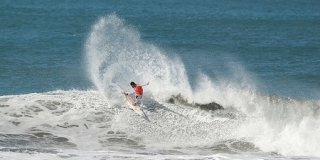 Michel Bourez - Rip Curl Pro Search San Francisco 2011