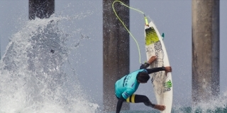 Miguel Pupo - Nike US Open Of Surfing 2012