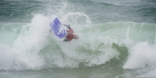 Milo Delage champion de France Bodyboard juniors 2015