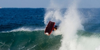 Mitch Rawlins - Zicatela Pro 2011 - Puerto Escondido
