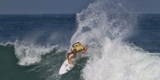 Nat Young - Billabong Pro Rio 2013 - Barra da Tijuca